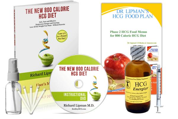 HCG Energizer (Hormone Free) with Amino Acids & African Mango – 30 Days