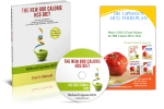 New 800 Calorie HCG Diet User's Manual, Instructional DVD and Food Plan