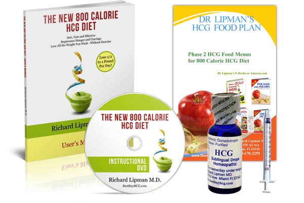 Potent HCG Kit 1 – 15 Days