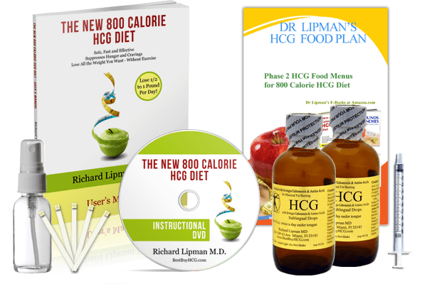 Superior HCG with Amino Acids & African Mango – 60 Days